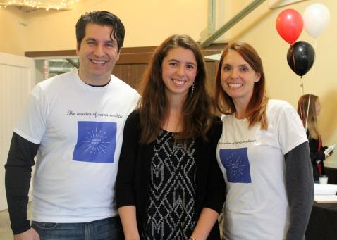 Julia and Parents